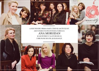 Curs de moda si stil Rosesociety Ana Morodan Bacau closer to fashion blog Adriana Vieriu