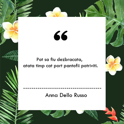 Anna Dello Russo_blog fashion Bacau_Shoes Quotes