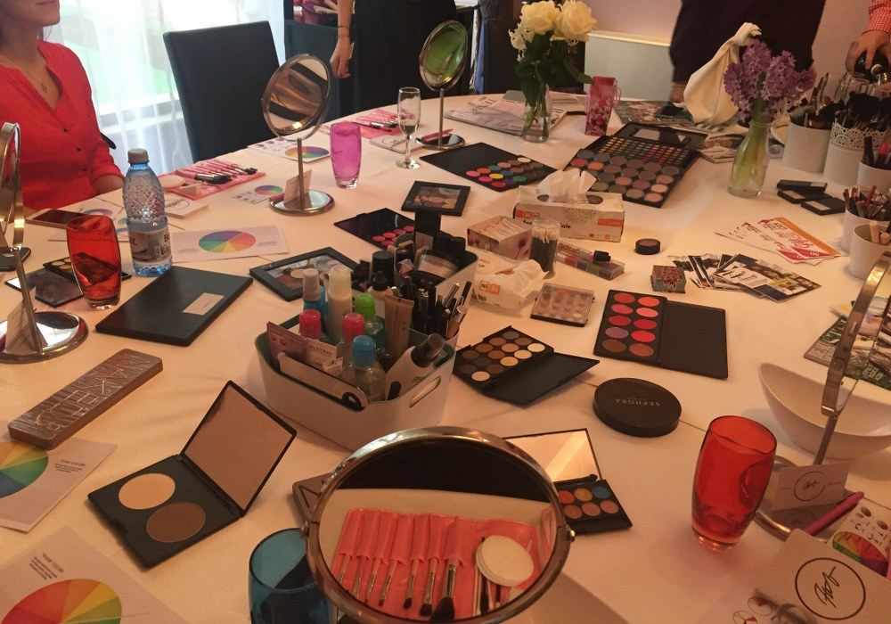 CURS MAKE-UP_THE FAB Squad_Rosesociety_blog moda Bacau_Adriana Vieriu