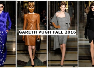 GARETH PUGH FALL 2016 LONDON FASHION WEEK_inspiratie vestimentara Bacau_blog Adriana Vieriu