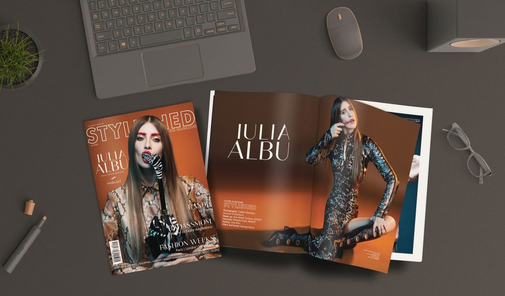 Cover-fashion-magazine-online-versus-offline-shopping-Iulia-Albu-revista-stylished-fashion-editor-fashion-redactor-Adriana-Vieriu-blog-moda-fashion-Bacau-Romania-bloggeri-de-moda-editori-reviste